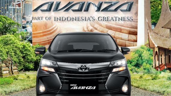 Brosur Kredit Toyota Avanza Malang