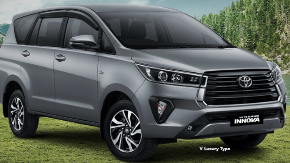 Brosur Kredit Toyota Innova Malang