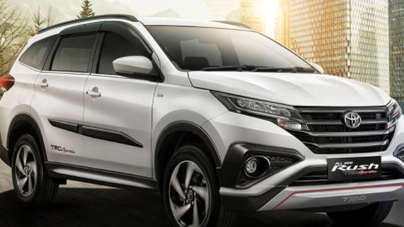 Brosur Kredit Toyota Rush Malang