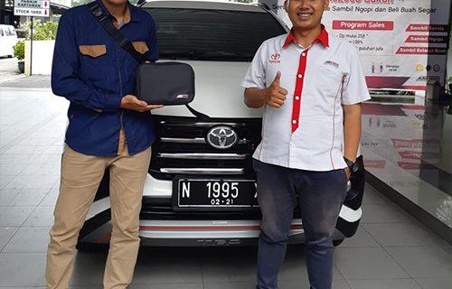 DO Mobil Baru Toyota Malang