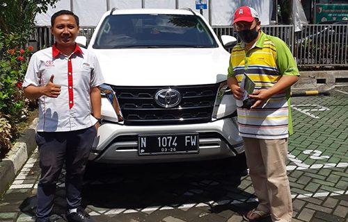 DP Cicilan Murah Toyota Malang
