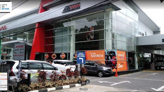 Dealer Toyota Sukun Malang Jatim