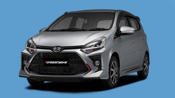 Harga Promo Toyota Agya Malang