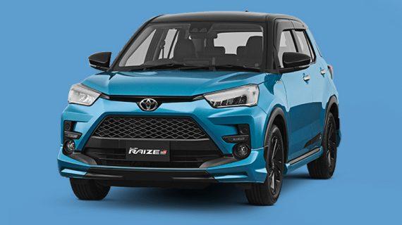 Harga Promo Toyota Raize Malang