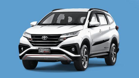Harga Promo Toyota Rush Malang