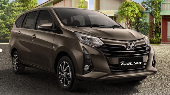 Info Harga Mobil Toyota Calya Malang