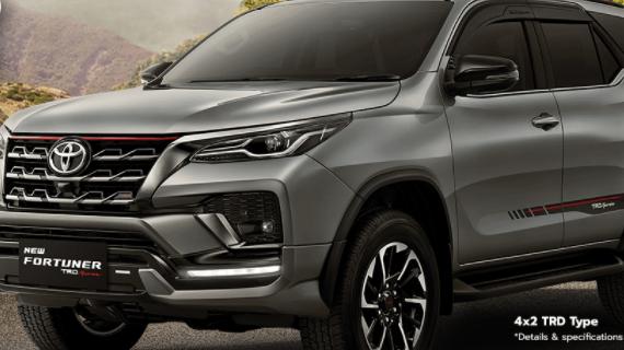 Harga Toyota Fortuner Malang 2021