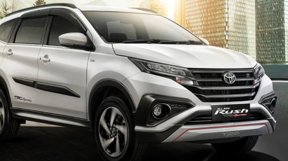 Harga Toyota Rush Malang 2021