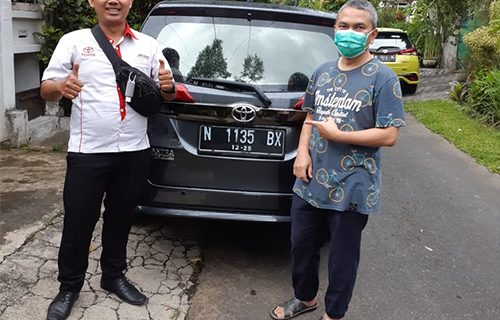 Info Mobil Toyota Dealer Malang