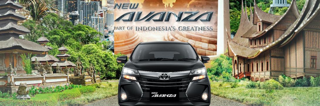 Mobil Toyota Avanza Malang