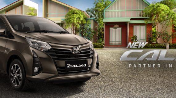 Mobil Toyota Calya Malang